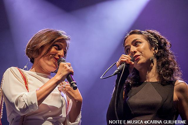 Marisa Monte e Carminho ao vivo nos Jardins de Serralves [fotos + texto]