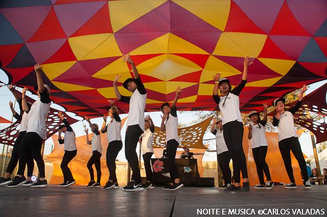 Showit Dance Academy no festival O Sol da Caparica [fotogaleria]