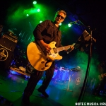 The Mission ao vivo no Paradise Garage, em Lisboa [fotos + texto]