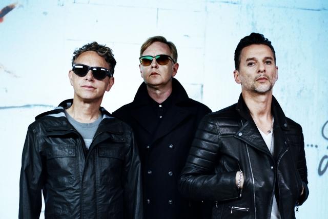OFICIAL: Depeche Mode regressam ao NOS Alive em 2017