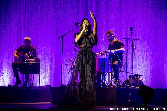 Cuca Roseta ao vivo no Coliseu do Porto [fotos + texto]