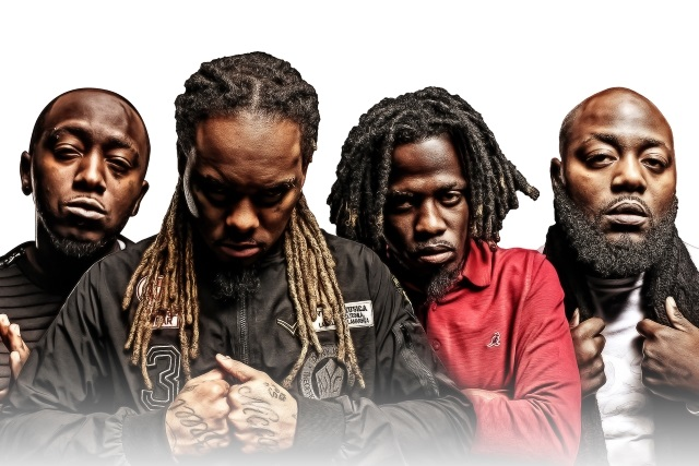 Força Suprema apresentam novo álbum no Estúdio Time Out