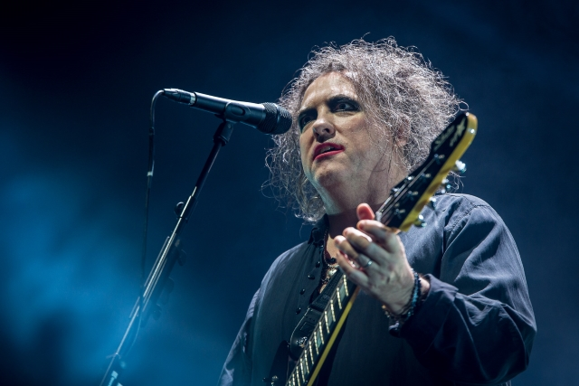 The Cure confirmados no NOS Alive'19