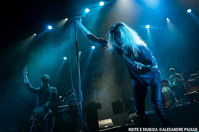 The Kills no NOS Alive