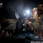 Crystal Fighters ao vivo no Paradise Garage [fotos + texto]