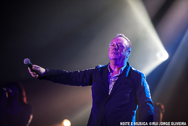 Simple Minds no Coliseu dos Recreios: o rock em formato acústico [fotos + texto]