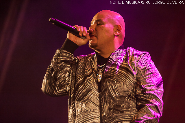 Fat Joe ao vivo no Sumol Summer Fest [fotogaleria]