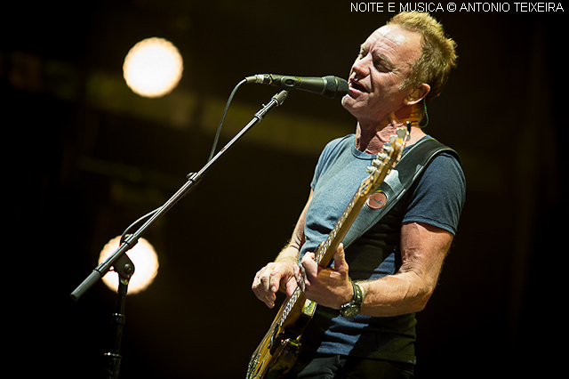 Sting confirmado no festival MEO Marés Vivas
