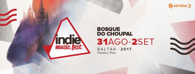 Indie Music Fest: ganha aqui o teu passe para o festival de Baltar