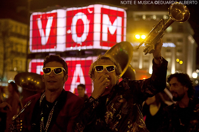 Vodafone Mexefest: 20 imagens ambiente do festival da Avenida da Liberdade