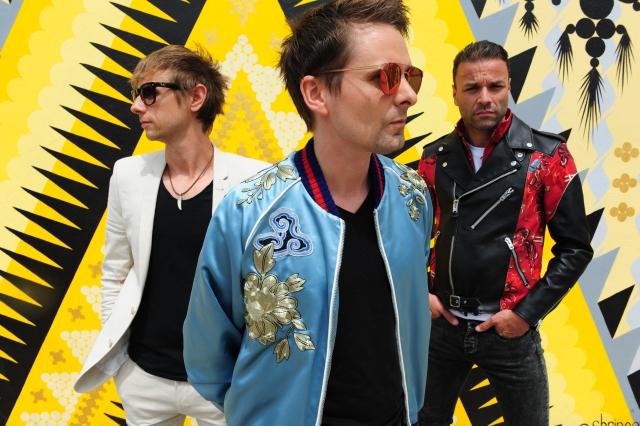 Muse confirmados para o Rock in Rio-Lisboa