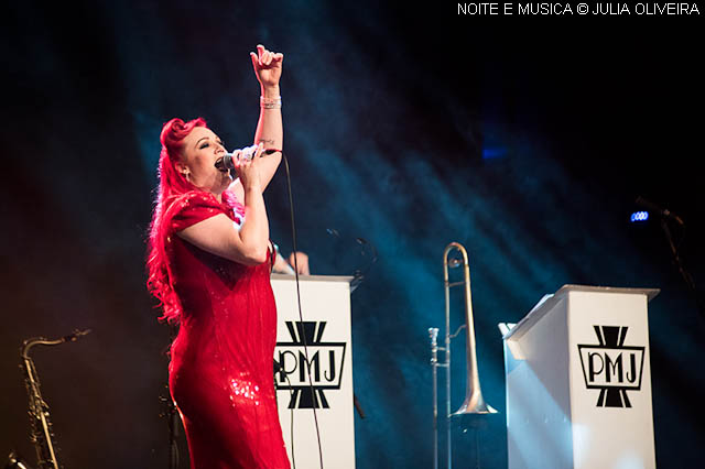 Scott Bradlee's Postmodern Jukebox no Coliseu do Porto: A Magia do Live Show em estado puro
