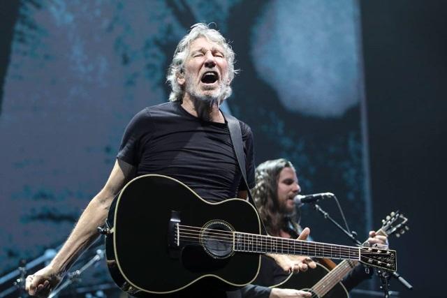 Roger Waters ao vivo na Altice Arena: Nós + Ele