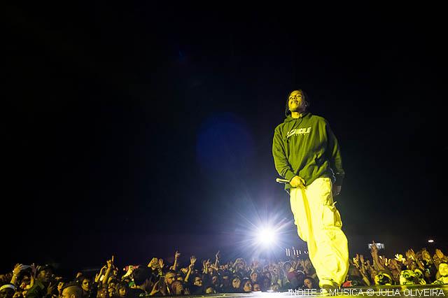 """A$AP Rocky no NOS Primavera Sound: Um """"teste"""" passado com distinção"""