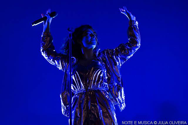 Lorde no NOS Primavera Sound: Uma entertainer em experiência e num bom caminho