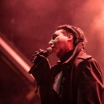 Campo Pequeno veste preto para receber Marilyn Manson