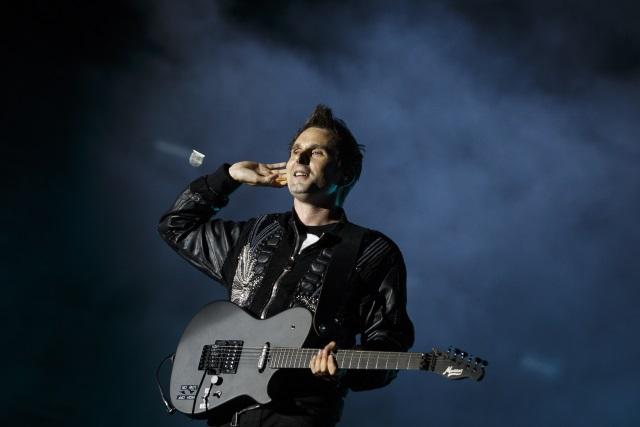 Muse no Rock in Rio-Lisboa: O trio maravilha do rock