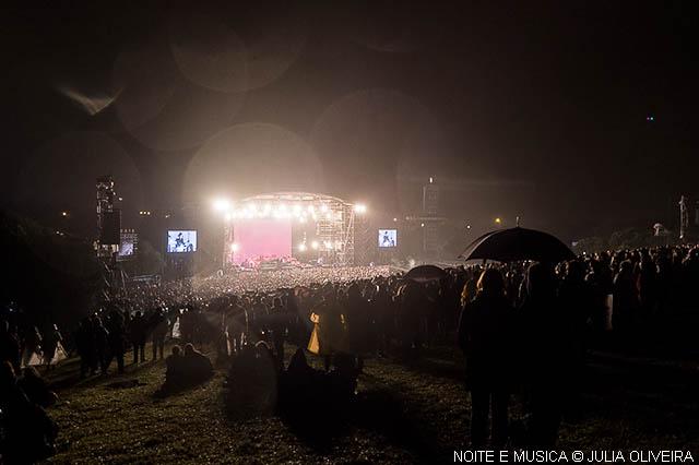 Um concerto que se prolonga no tempo e um Primavera rendido a Nick Cave