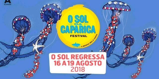 Passatempo: ganha passes para o festival O Sol da Caparica 2018