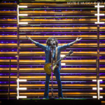 Lenny Kravitz ao vivo na Altice Arena: o mesmo charme para menos pessoas [fotos + texto]