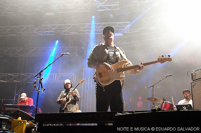 Os Portugal. The Man são os nossos novos embaixadores. As imagens do concerto no NOS Alive