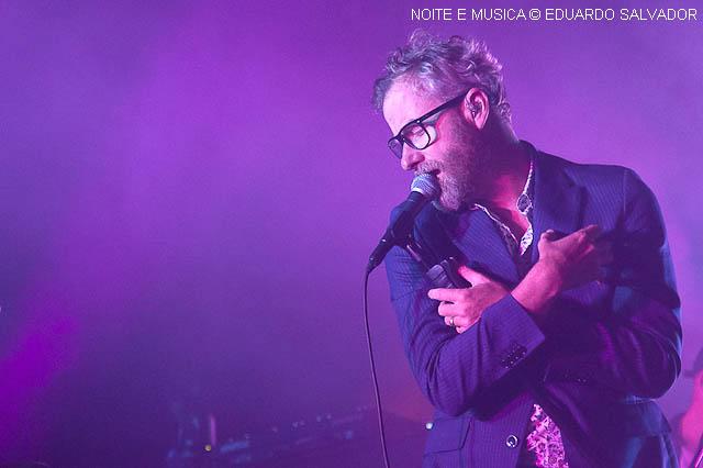 The National no NOS Alive: de alma e coração em Algés [fotos]