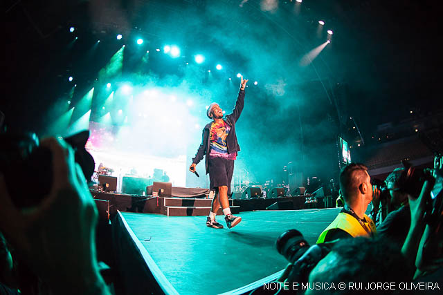 "O dia do ""Super Bock, Super hip-hop"". Review do segundo dia do Super Bock Super Rock"