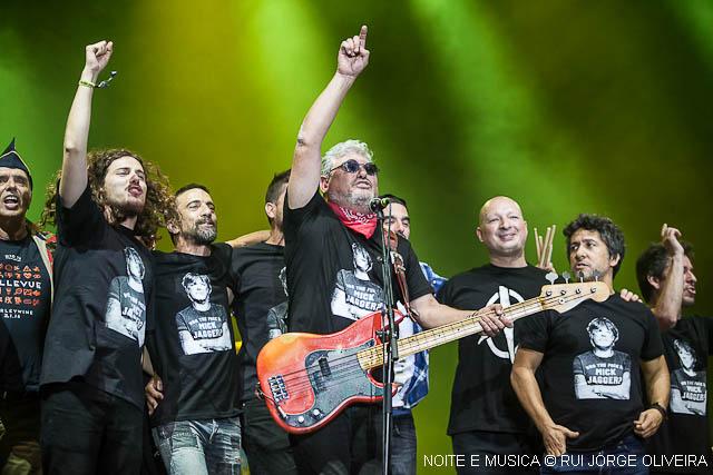 A homenagem a Zé Pedro no Super Bock Super Rock [fotos]