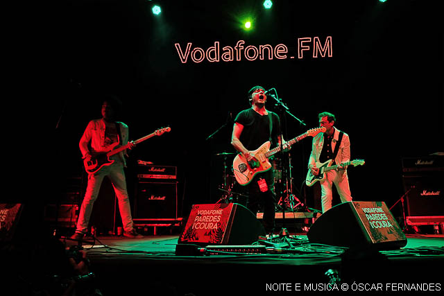Vodafone Paredes de Coura: ...And You Will Know Us By The Trail of Dead revivem o espetáculo no Palco Vofadone.FM