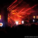 A banda sensação da música eletrónica do momento atuou no Vodafone Paredes de Coura, mas os The Blaze deixaram esperanças de melhoria no futuro