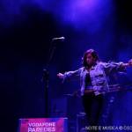 """Vodafone Paredes de Coura: Yasmine Hamdan trouxe uma """"trip"""" ao Palco Vodafone.FM"""