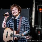 Ed Sheeran no Estádio da Luz em junho do próximo ano