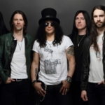 Slash em Lisboa com Myles Kennedy & The Conspirators