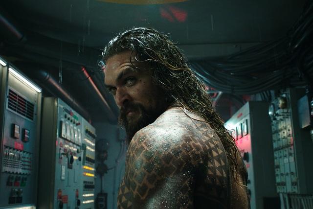"""""""Aquaman"""" [ganha convites para as antestreias oficiais em IMAX]"""