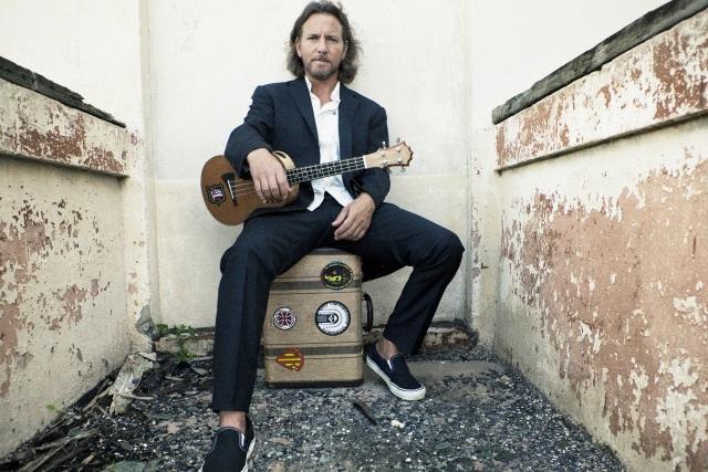 Eddie Vedder regressa a Lisboa em junho para um concerto a solo