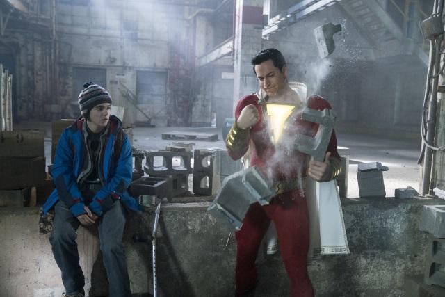 """""""Shazam!"""" [ganha convites para as antestreias oficiais em IMAX]"""