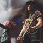 Slash ft. Myles Kennedy & The Conspirators no Campo Pequeno: Noite de (Air) Guitar Heroes