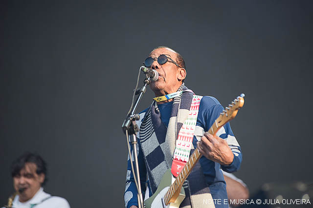 "Jorge Ben Jor fez do NOS Primavera Sound o seu ""país tropical"""