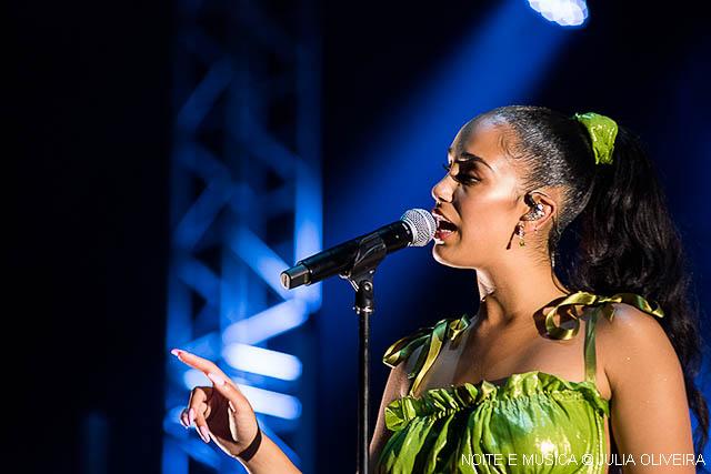 Jorja Smith no NOS Alive: R&B jovem e apelativo para tornar o Sagres mais cool