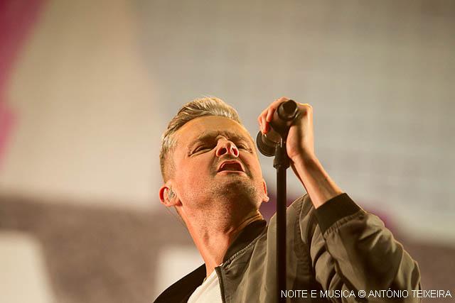 Keane: O MEO Marés Vivas podia ouvir-vos a noite toda
