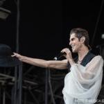Perry Farrell no NOS Alive: Hard Rock de L.A. para entreter meia dúzia