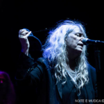 Patti Smith lendária no Vodafone Paredes de Coura: Apaixonada e poética como nos primeiros tempos