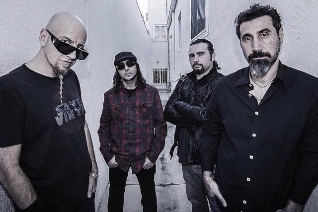 System of a Down regressam a Portugal 15 anos depois para concerto no festival VOA