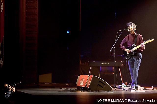 Luís Severo no Super Bock em Stock: Poucos convidados para uma música que merece mais